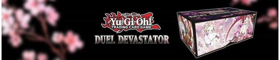 Duel Devastator Yugioh Collection