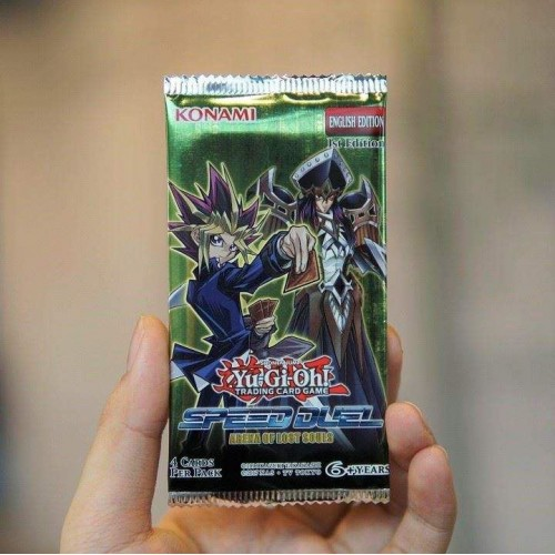 Speed Duel: Arena of Lost Souls Booster Pack - 4 lá bài mỗi pack