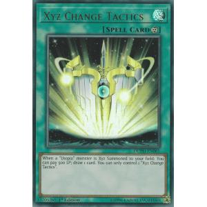 huhan DUPO-EN065 Xyz Change TacticsUltra Rare