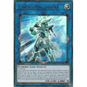 DUPO-EN014 Cyberse Enchanter Ultra Rare |