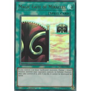 DUPO-EN019 Magic Gate of Miracles Ultra Rare