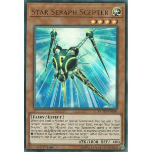 huhan DUPO-EN060 Star Seraph Scepter Ultra Rare