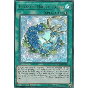 DUPO-EN022 Trickstar Magical Laurel Ultra Rare
