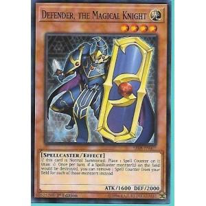 SR08-EN007 Defender, The Magical Knight – Common