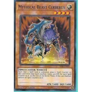 SR08-EN008 Mythical Beast Cerberus – Common