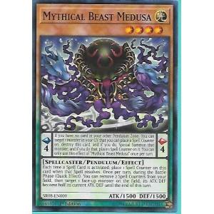 SR08-EN009 Mythical Beast Medusa – Common
