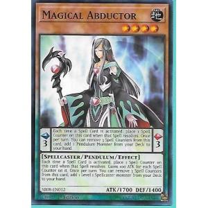 SR08-EN012 Magical Abductor – Common
