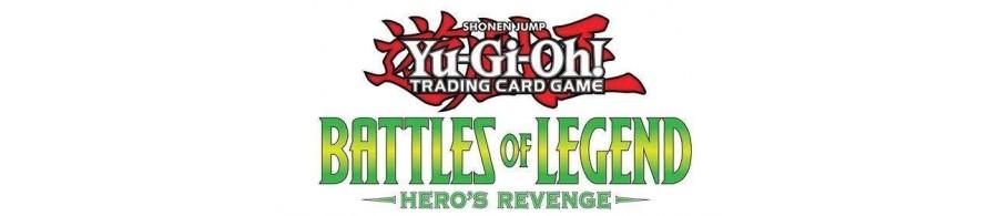 BLHR - Battles of Legend: Hero's Revenge
