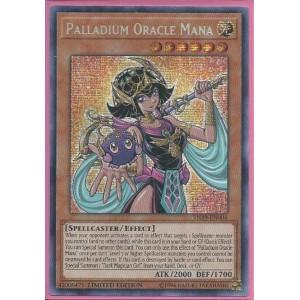 TN19-EN004 Palladium Oracle Mana – Prismatic Secret Rare