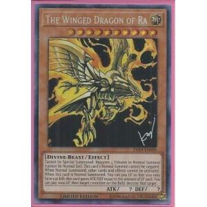 TN19-EN009 The Winged Dragon Of Ra – Prismatic Secret Rare