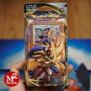 Pokemon: Sword & Shield REBEL CLASH Theme Deck - ZAMAZENTA