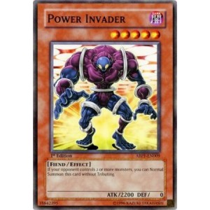 kduy ABPF-EN009 Power Invader - Common