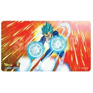 Bàn đấu bài Playmat ULTRA PRO Dragon Ball Super: Universe 7 Saiyan Prince Vegeta