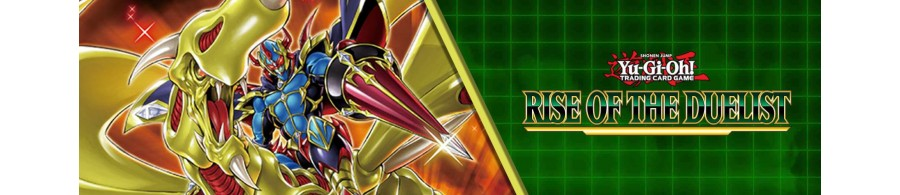 ROTD Rise of the Duelist Yugioh