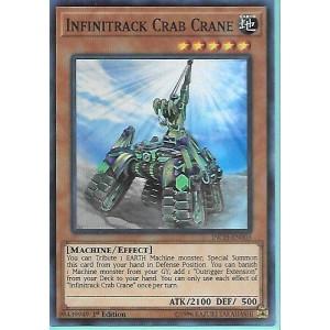 INCH-EN003 Infinitrack Crab Crane – Super Rare