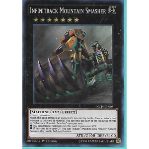 INCH-EN008 Infinitrack Mountain Smasher – Super Rare