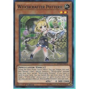 INCH-EN014 Witchcrafter Potterie – Super Rare