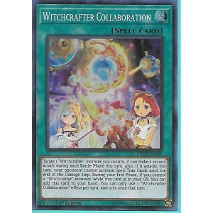 INCH-EN022 Witchcrafter Collaboration – Super Rare