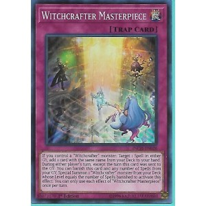 INCH-EN026 Witchcrafter Masterpiece – Super Rare