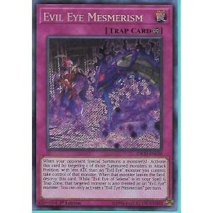 INCH-EN038 Evil Eye Mesmerism – Secret Rare