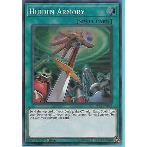 INCH-EN042 Hidden Armory – Super Rare
