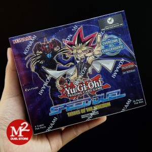 Speed Duel: Trials of the Kingdom - 36 Booster Packs Yugioh