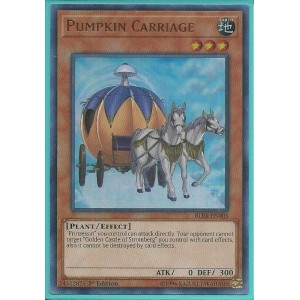 BLRR-EN005 Pumpkin Carriage – Ultra Rare