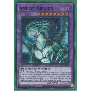 DLCS-EN005P Amulet Dragon – Ultra Rare PURPLE