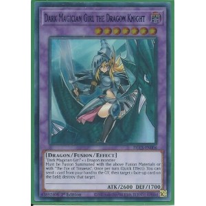 DLCS-EN006P Dark Magician Girl the Dragon Knight – Ultra Rare PURPLE