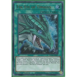 DLCS-EN007	The Eye of Timaeus	Ultra Rare