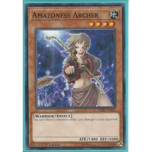 LEDU-EN012 Amazoness Archer - Common