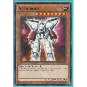 LEDU-EN034 Armoroid - Common