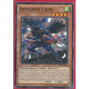 RATE-EN022 Shinobird Crow - Common
