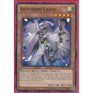 RATE-EN023 Shinobird Crane - Common