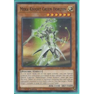EXFO-EN015 Mekk-Knight Green Horizon – Common