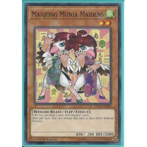 EXFO-EN030 Mahjong Munia Maidens – Common