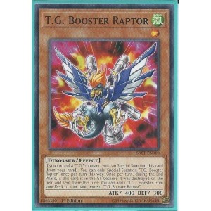 SAST-EN010 T.G. Booster Raptor – Common