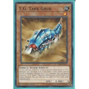 SAST-EN011 T.G. Tank Grub – Common