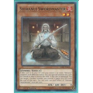 SAST-EN018 Shiranui Swordmaster – Common