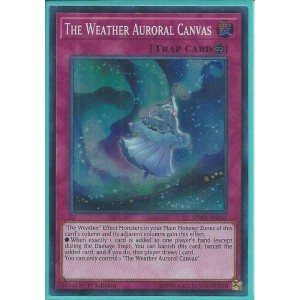 SPWA-EN041 The Weather Auroral Canvas – Super Rare