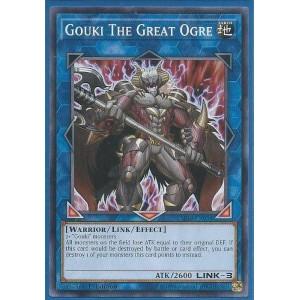 SP18-EN034 Gouki The Great Ogre – COMMON
