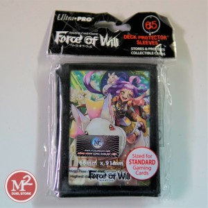 Bọc bài Standard size: Ultra Pro Force of Will A4 Kaguya