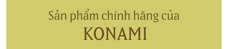 KONAMI Chính hãng