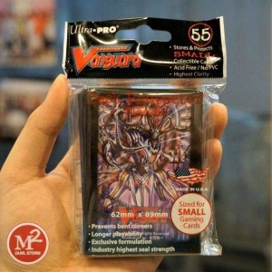 Bọc bài Yugioh / Vanguard Infinite Zero Dragon - 55 Cái - Made in USA