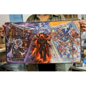 Bàn đấu bài Playmat: Force of Will Echoes of the New World Playmat